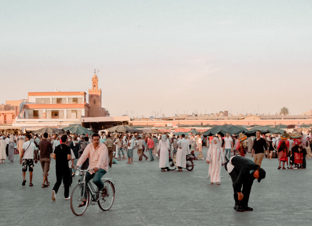 Djema el Fnaa | Tips for visiting Marrakech