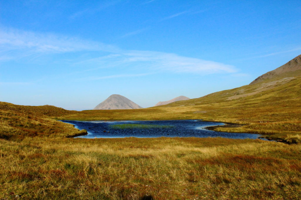 Hike from Sligachan to the Fairy Pools
