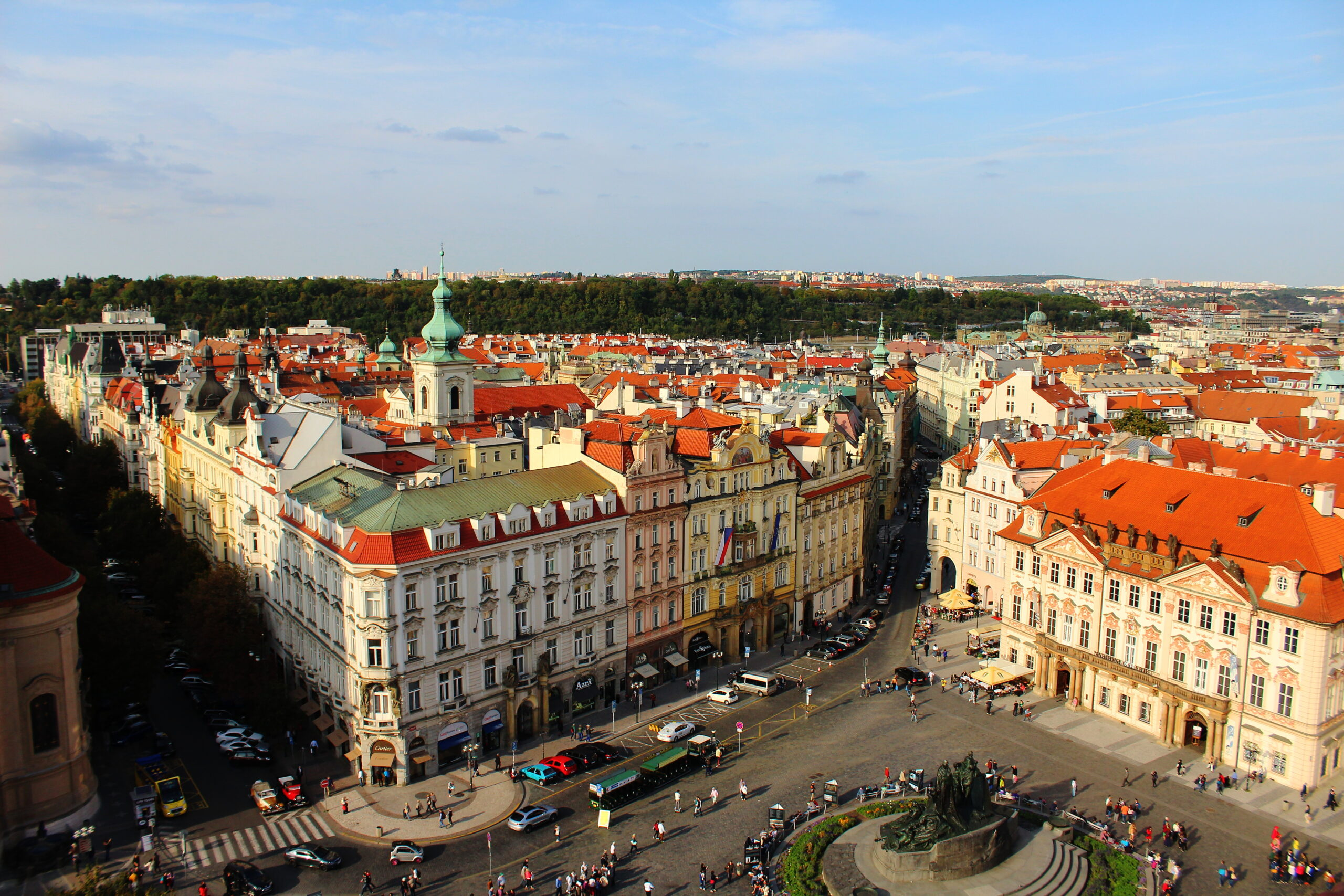 Prague on a budget