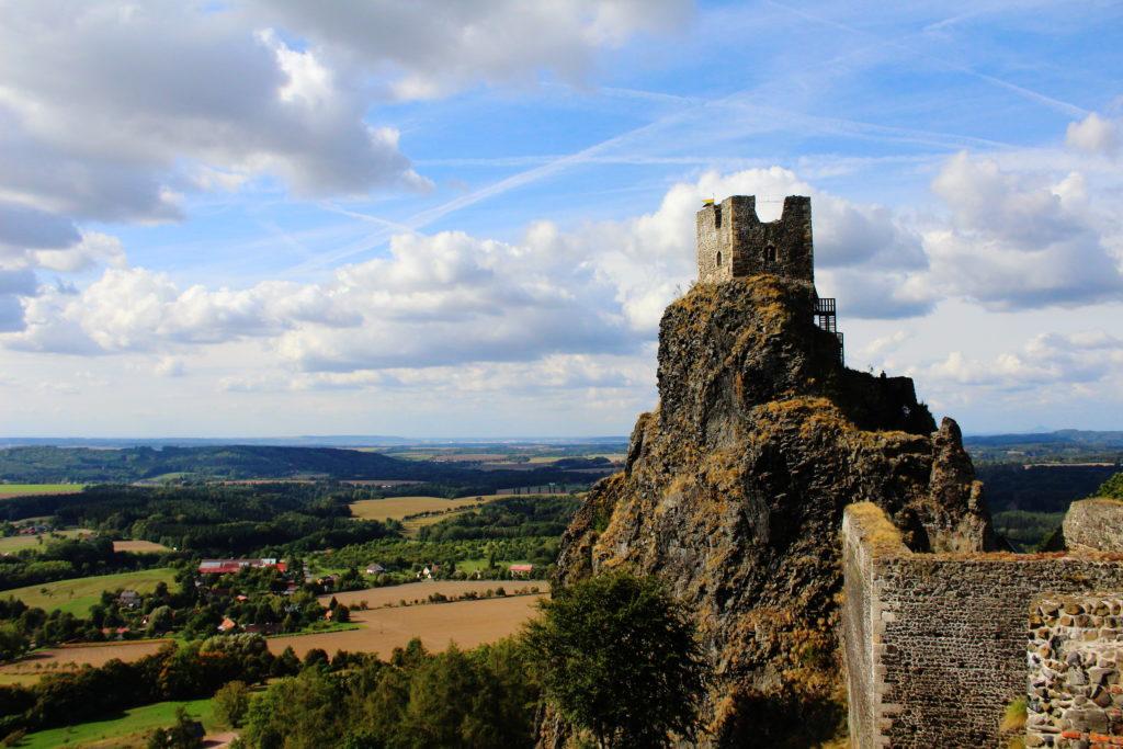 Trosky Castle - Beautiful Places in Czech Republic