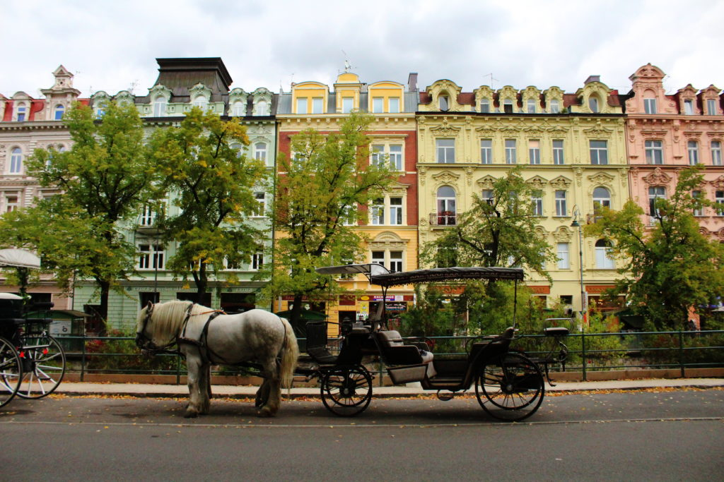 Karlovy Vary - Beautiful Places in Czech Republic
