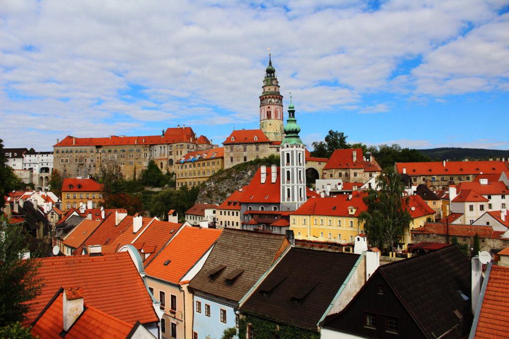 Cesky Krumlov - Beautiful Places in Czech Republic