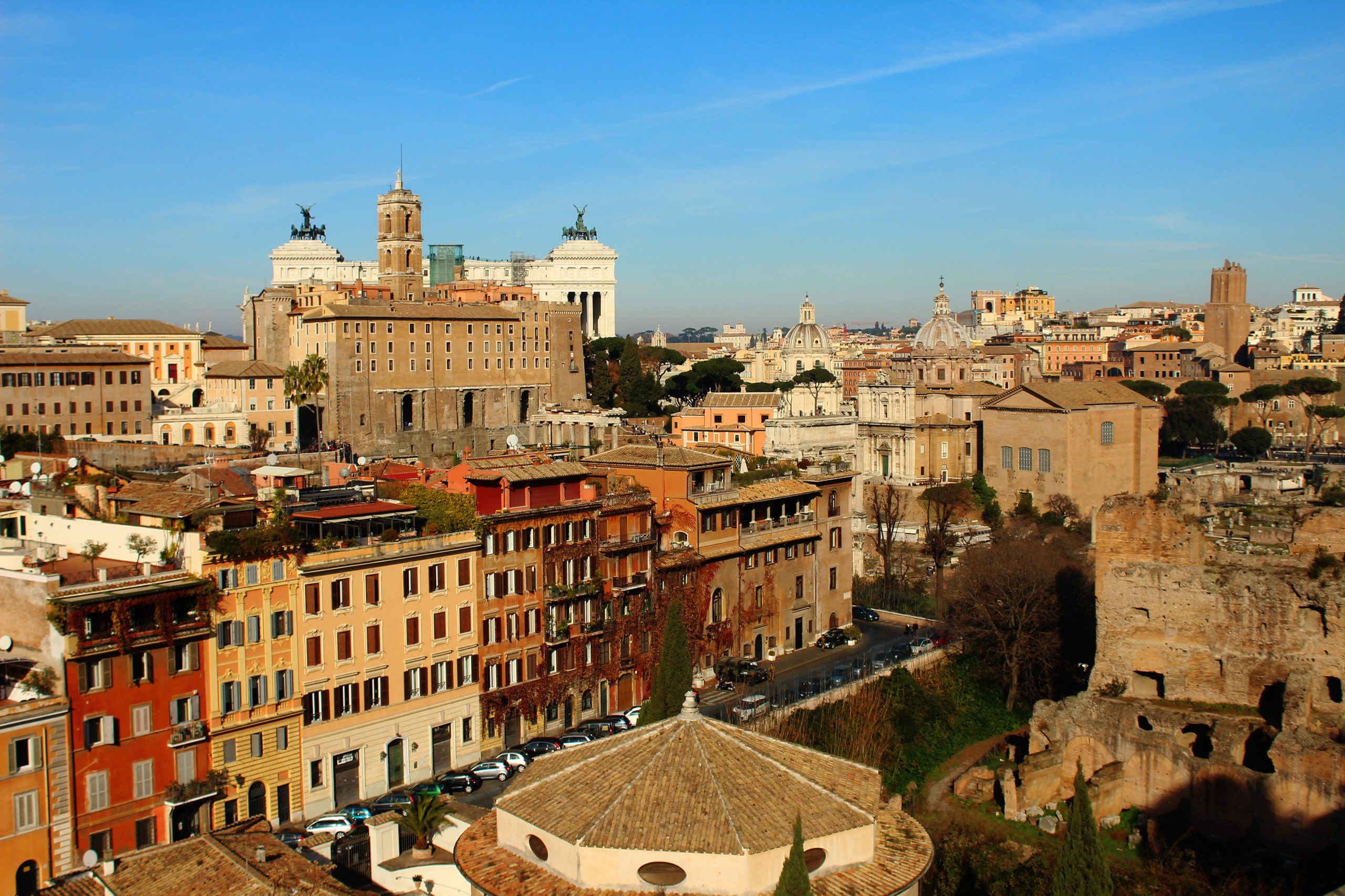 Is Rome overrated?