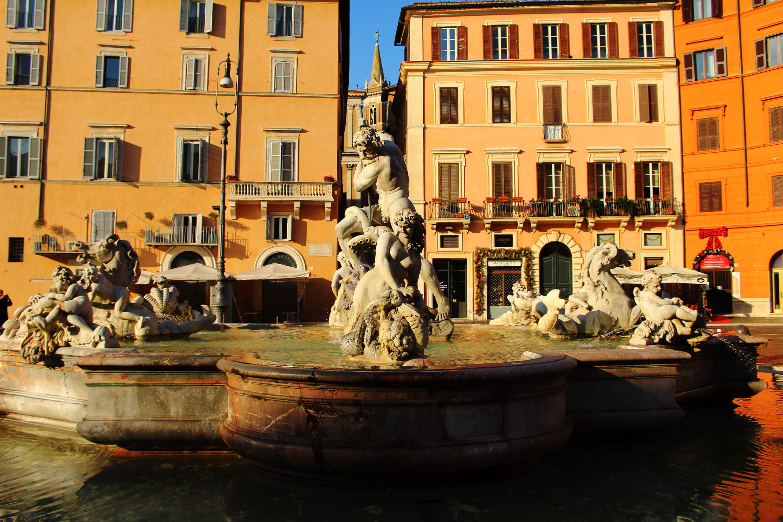 Piazza Navona | Free things to do in Rome