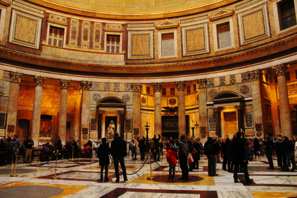 The Pantheon | Free things to do in Rome