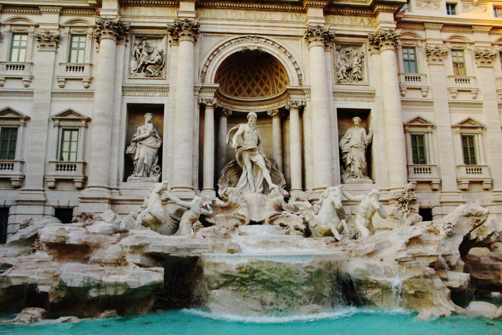 Trevi Fountain | 3 days in Rome itinerary