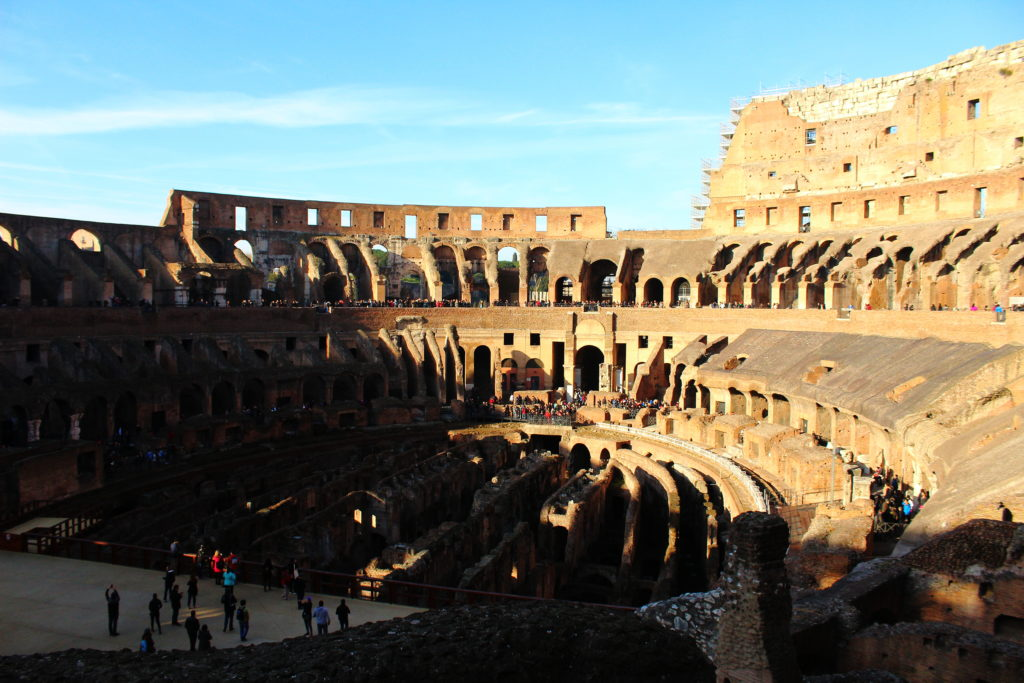 The Colosseum | 3 days in Rome Itinerary
