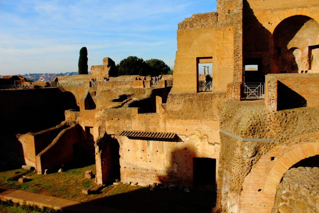 Palatine Hill | 3 days in Rome itinerary