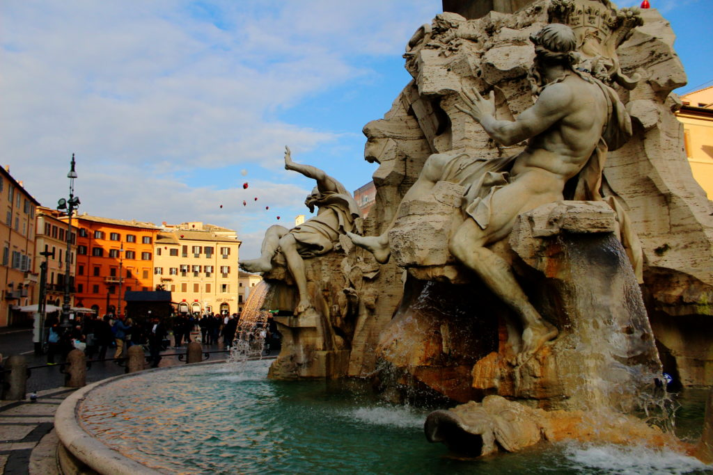 Piazza Navona | 3 days in Rome itinerary