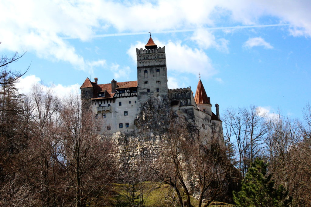 Virtual Bran Castle Tour