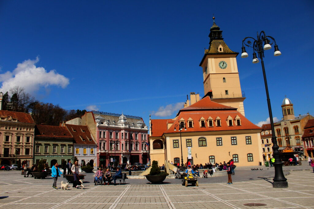The Council Square | Things to do in Brasov