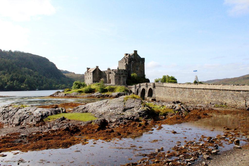 Eilean Donan Castle | Most Beautiful Castles in Europe