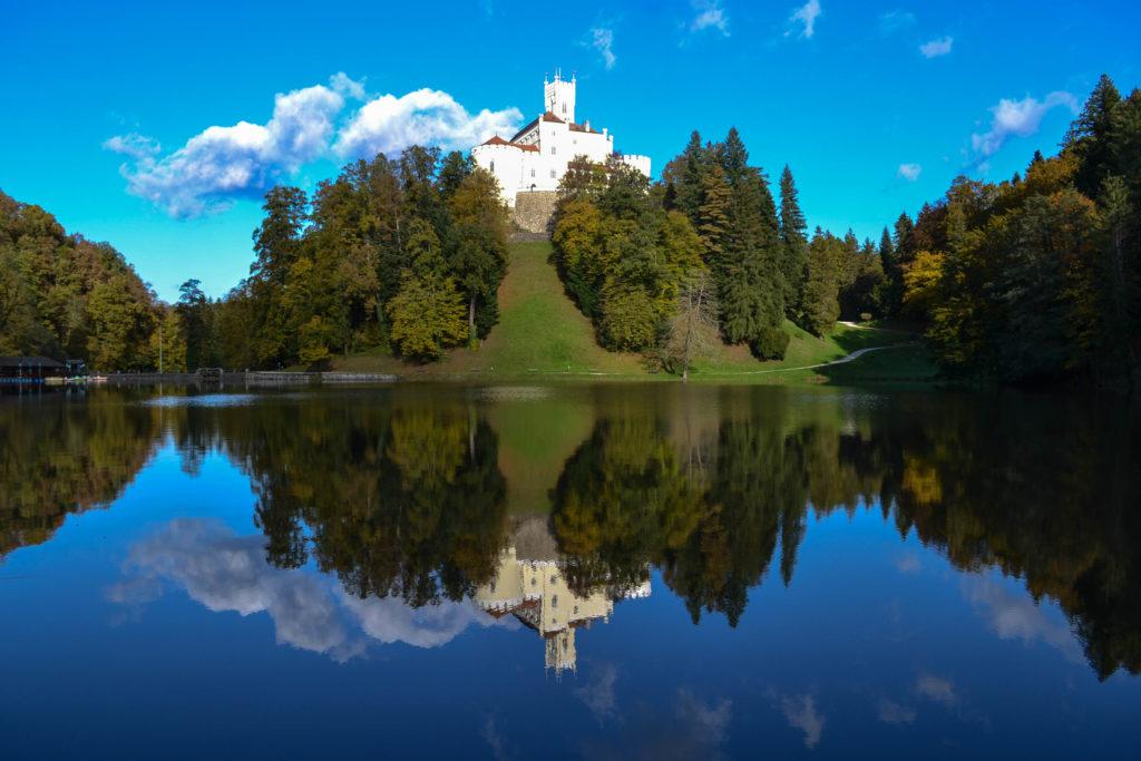 Trakoscan Castle | Most Beautiful Castles in Europe