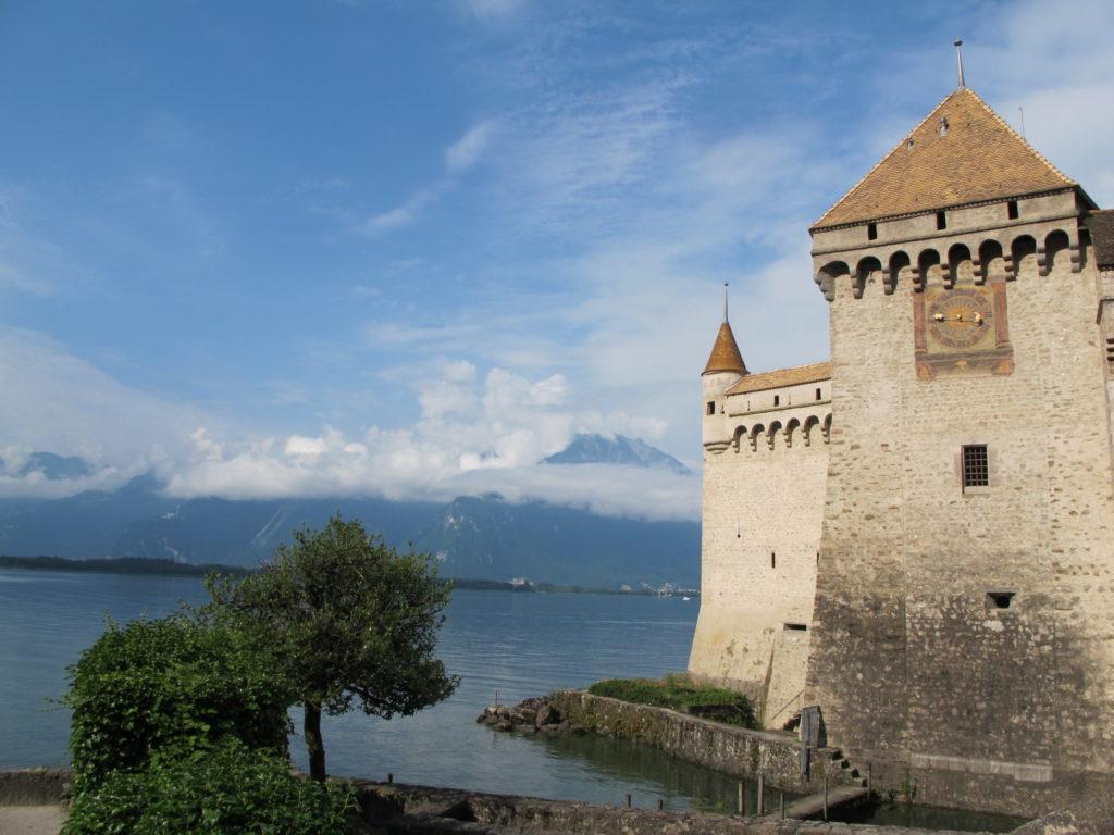 Chateau de Chillon | Most Beautiful Castles in Europe