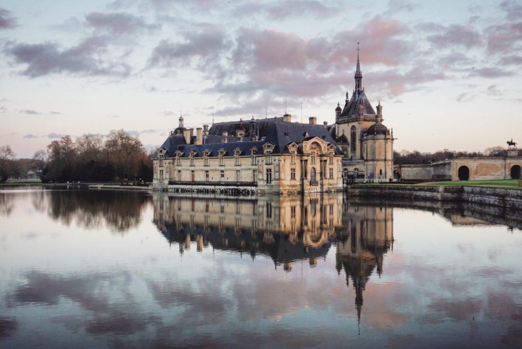 Château at Chantilly