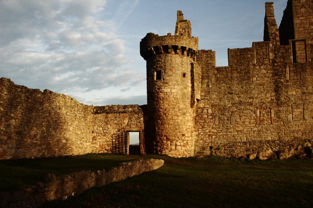 Craigmillar Castle, Scotland | Most Beautiful Castles in Europe