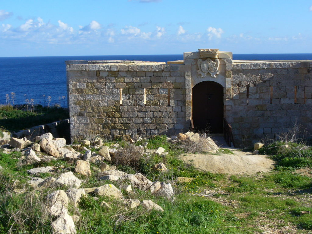 Qala Battery | Hidden Gems in Gozo