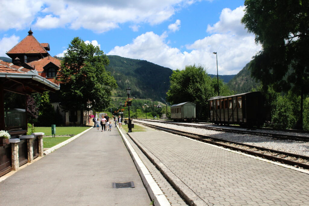 Mokra Gora | Off the beaten path in Serbia