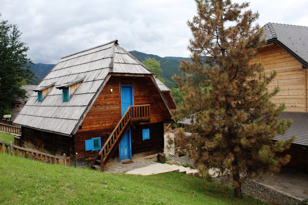 Drvengrad | Off the beaten path in Serbia