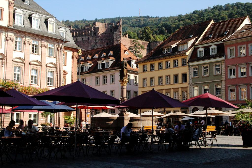Heidelberg   Beautiful Places Near Frankfurt