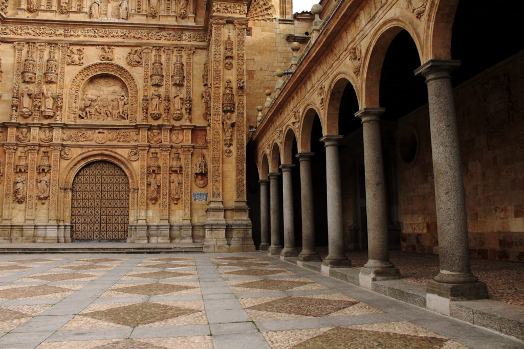 San Esteban Church and Monastery, Salamanca