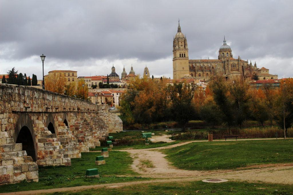 Roman Bridge, Salamanca