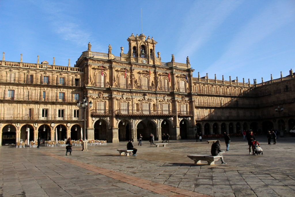 Plaza Mayor | Best Things to Do in Salamanca