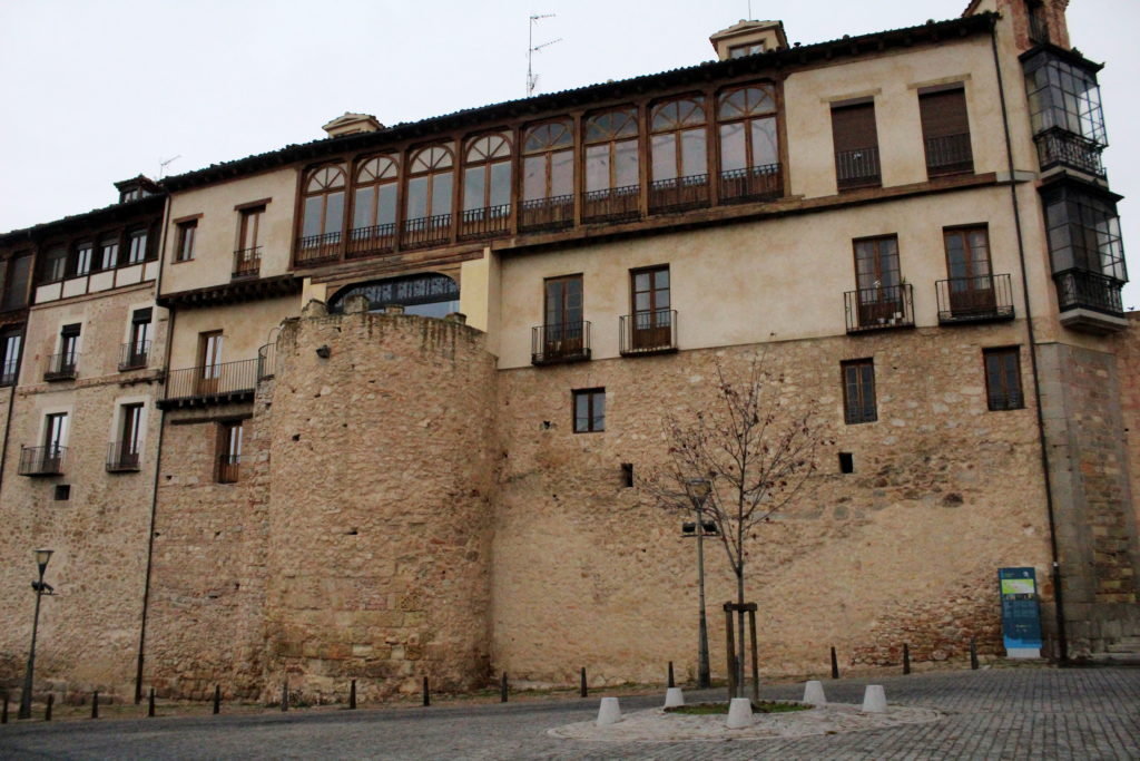 The Jewish Quarter in Segovia