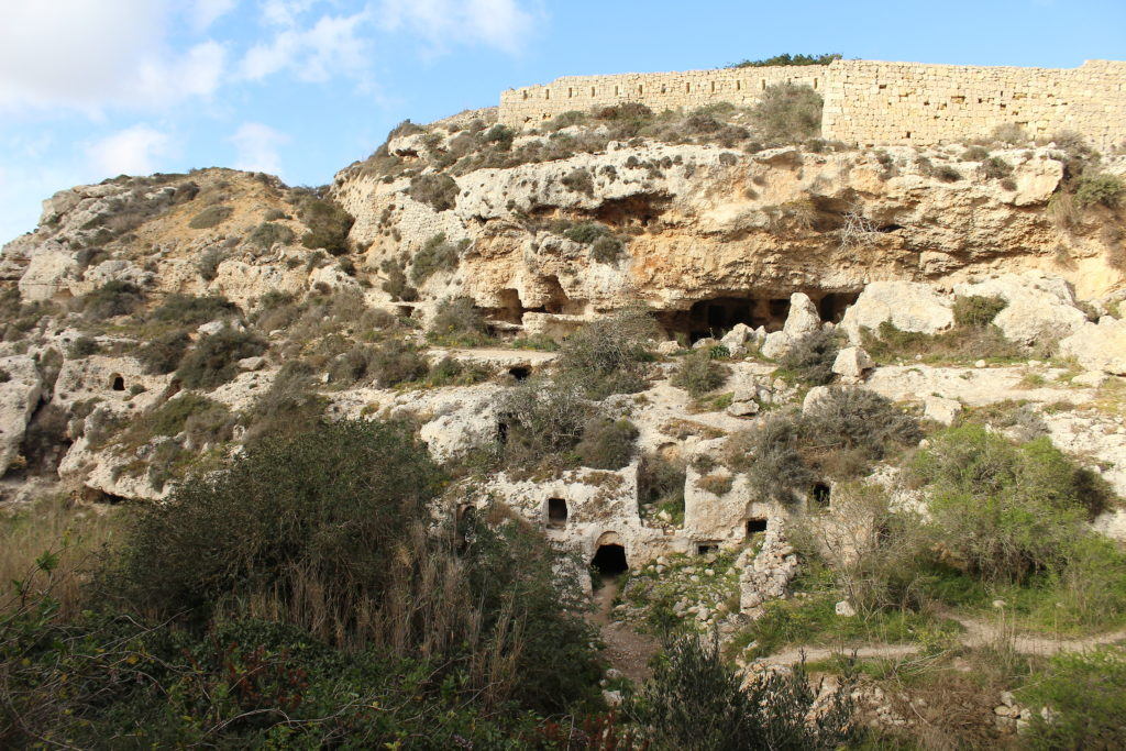 Geocaching in Malta
