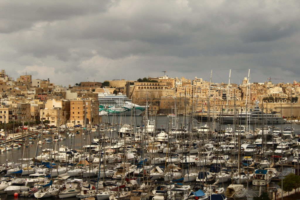 Grand Harbour | tips for visiting Malta