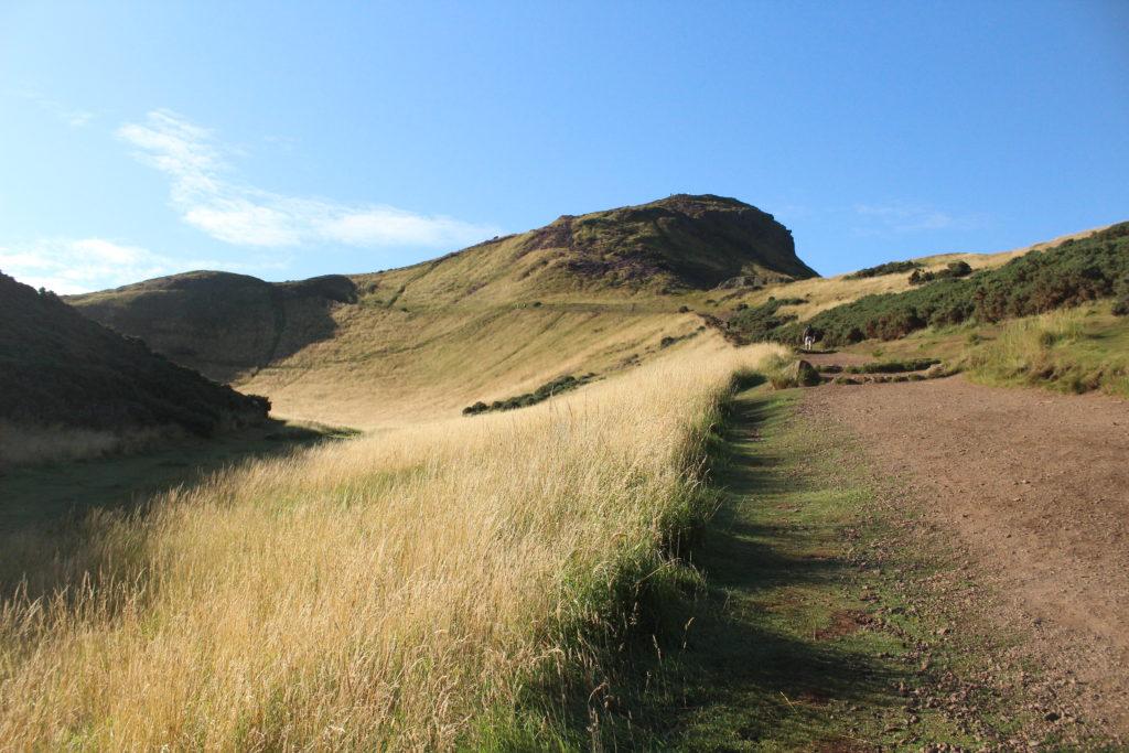 Arthur's Seat   Hiking in Edinburgh