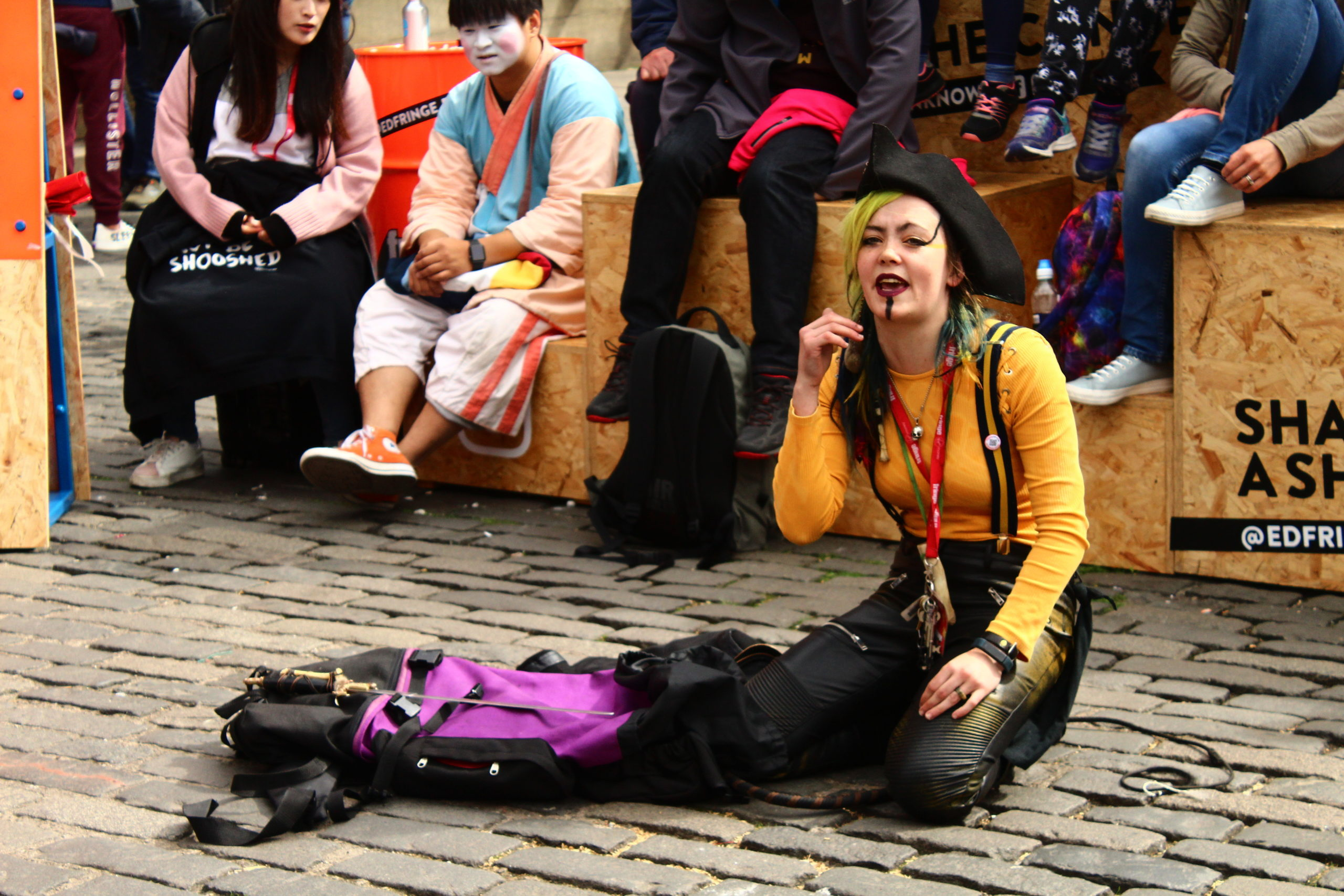 Edinburgh Festival Fringe | Best Things to Do in Edinburgh