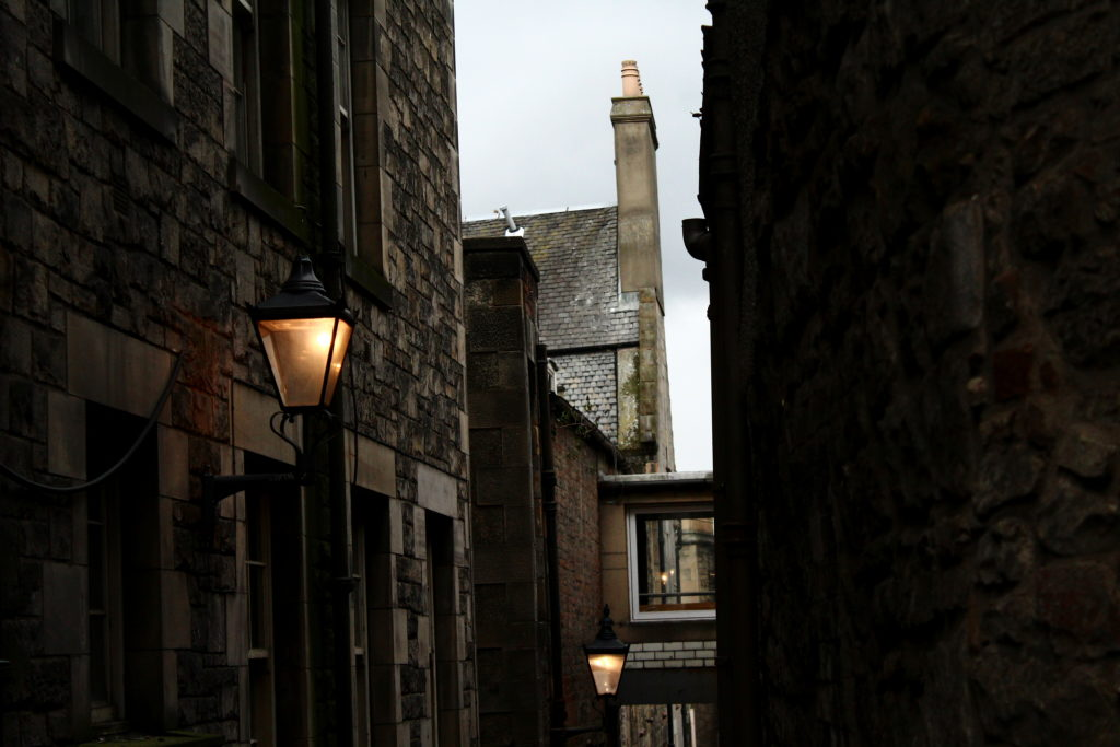 Things to love about Edinburgh