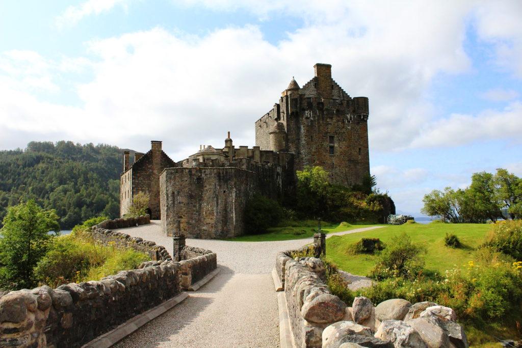 Visiting Eilean Donan Castle