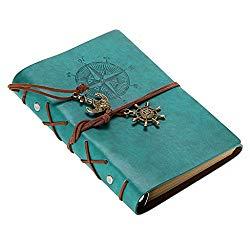 beautiful travel notebooks