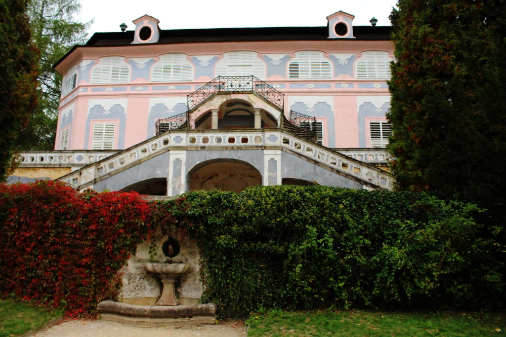 The Baroque Castle Gardens | Cesky Krumlov