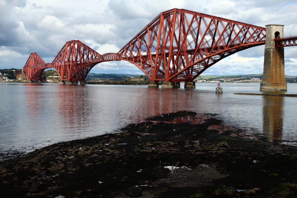 A Day Trip To South Queensferry From Edinburgh