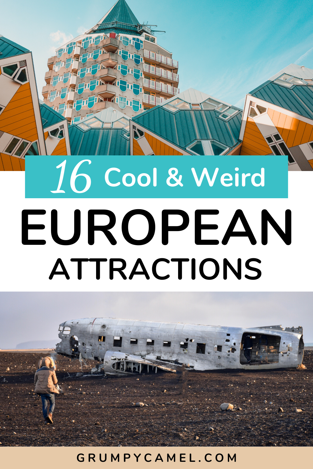Unusual Places in Europe
