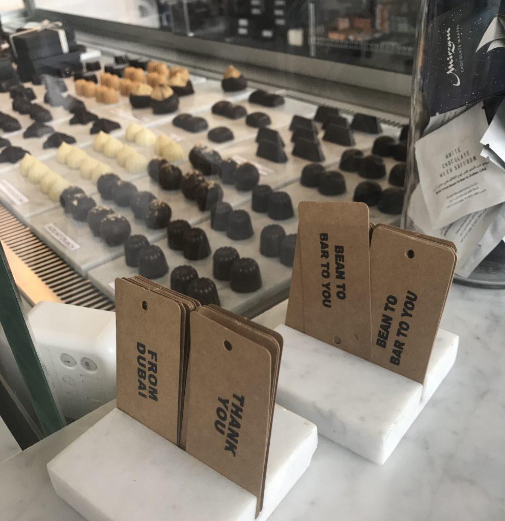 Mirzam Chocolate Makers in Dubai