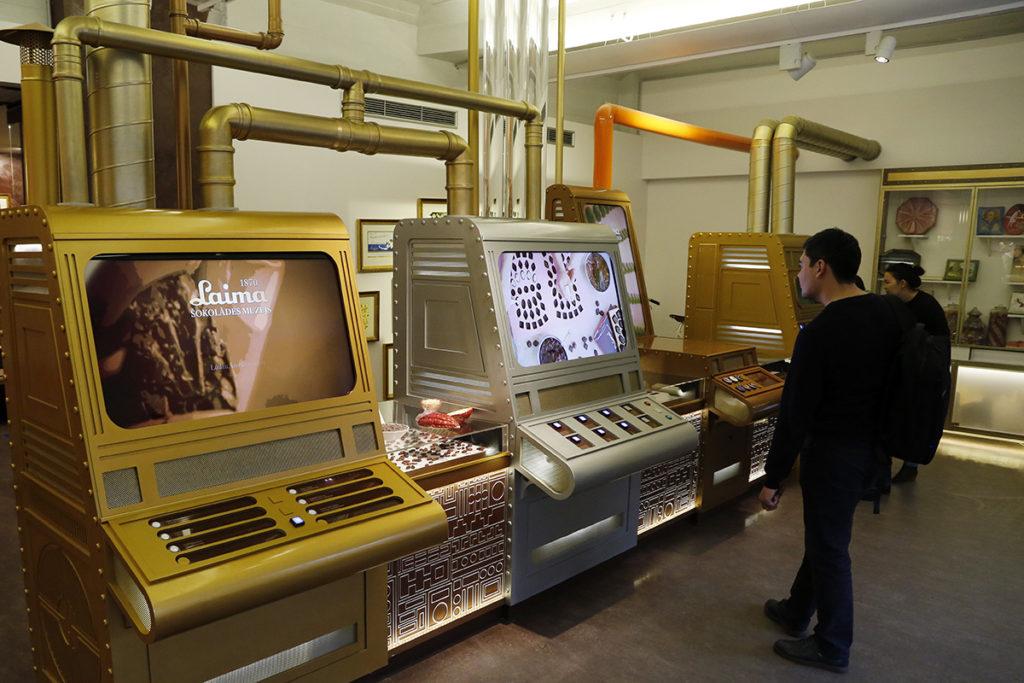 Laima Chocolate Museum