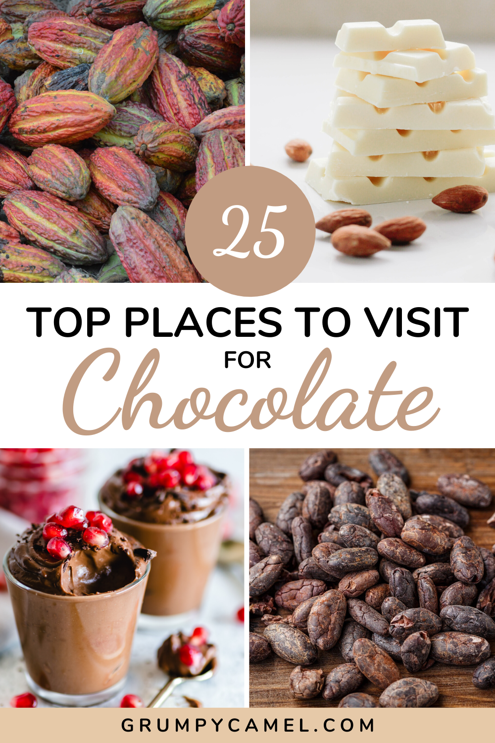 chocolate attractions in the world