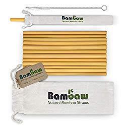 Bamboo straws | Malta Packing List