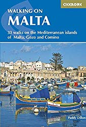 Walking in Malta book | Malta Packing List