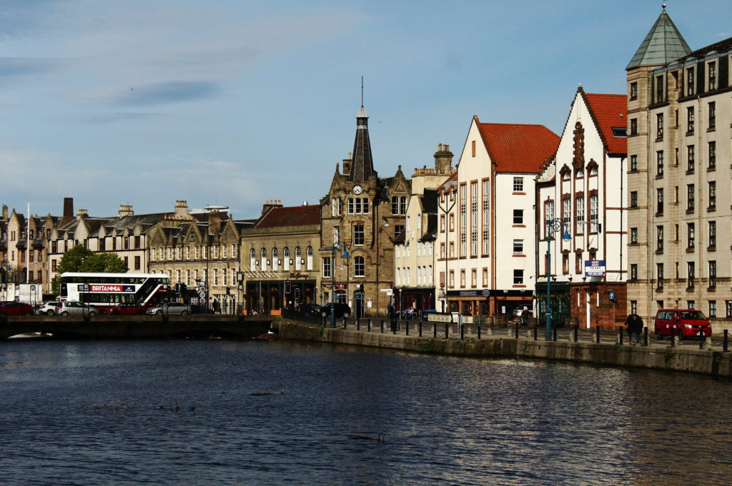Leith Shore | Best things to do in Edinburgh