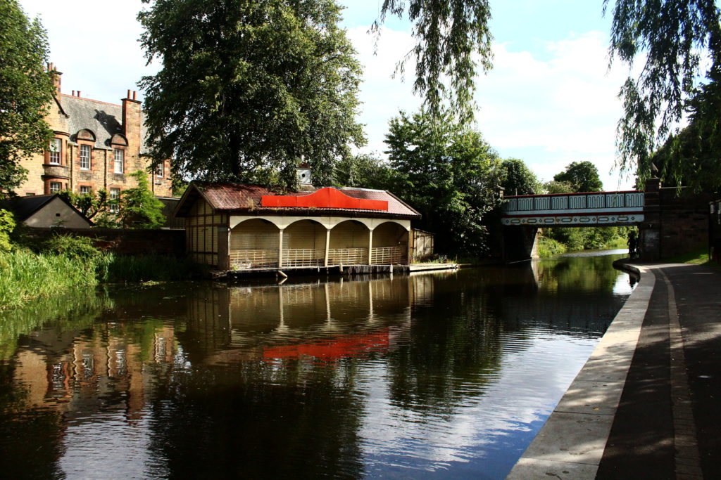 Union Canal | Unusual Things To Do in Edinburgh