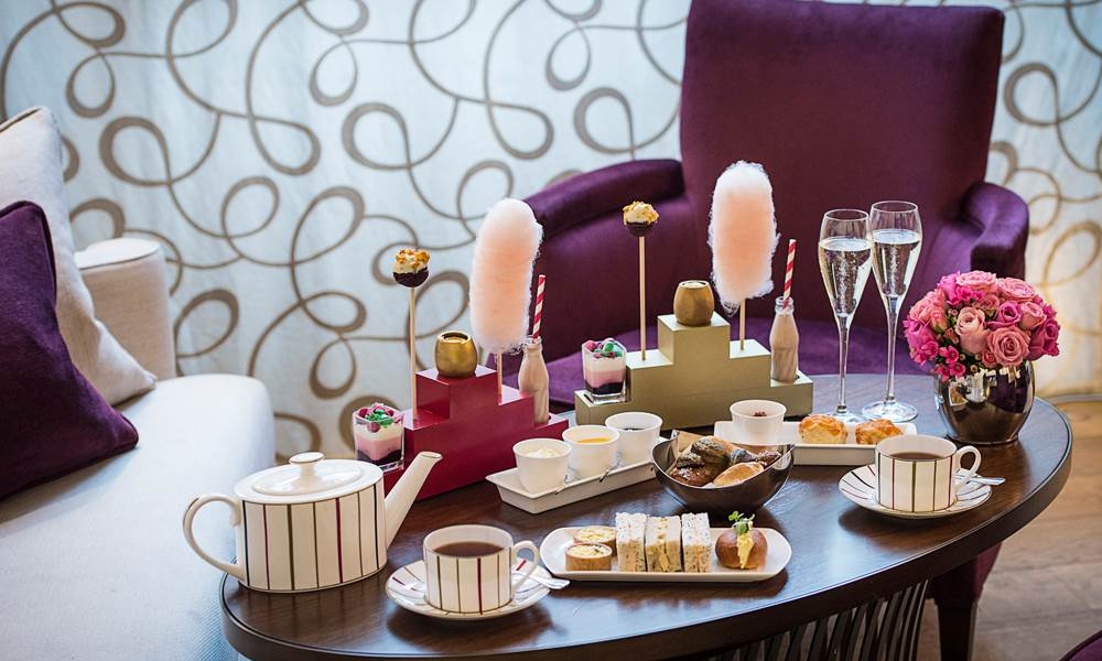 Afternoon Tea at One Aldwych | Delicious Desserts in London
