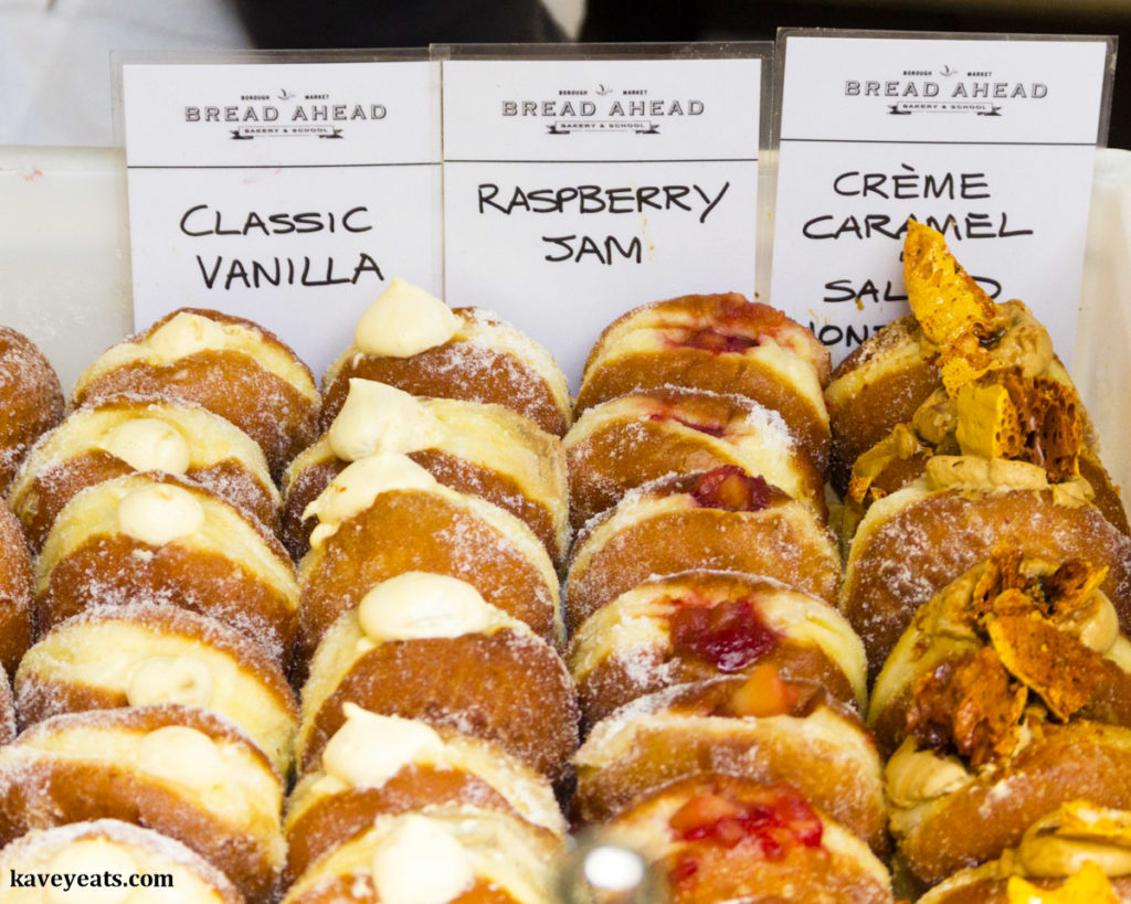 St. JOHN Bakery Doughnuts | Delicious Desserts in London