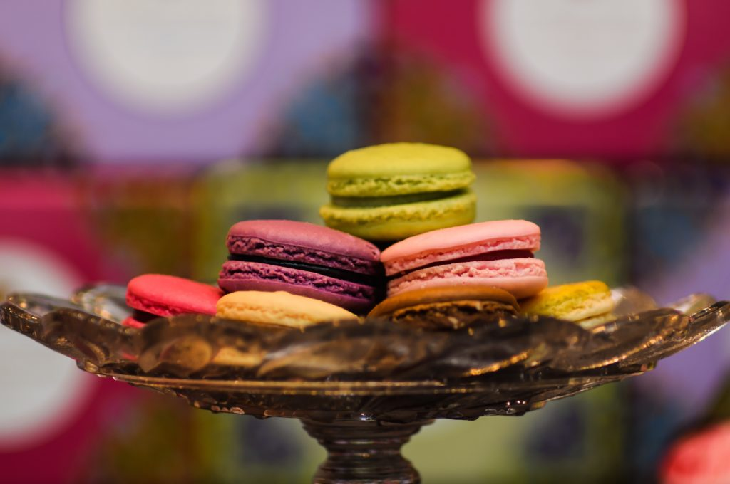 Macarons Classes in Paris