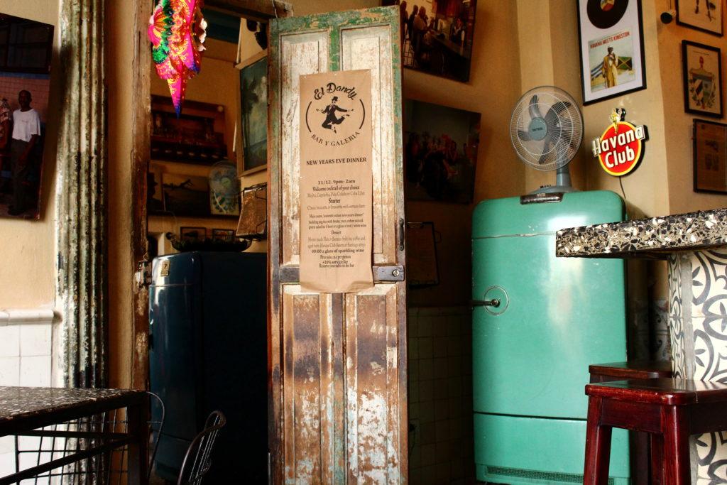 EL Dandy | Havana Food Guide
