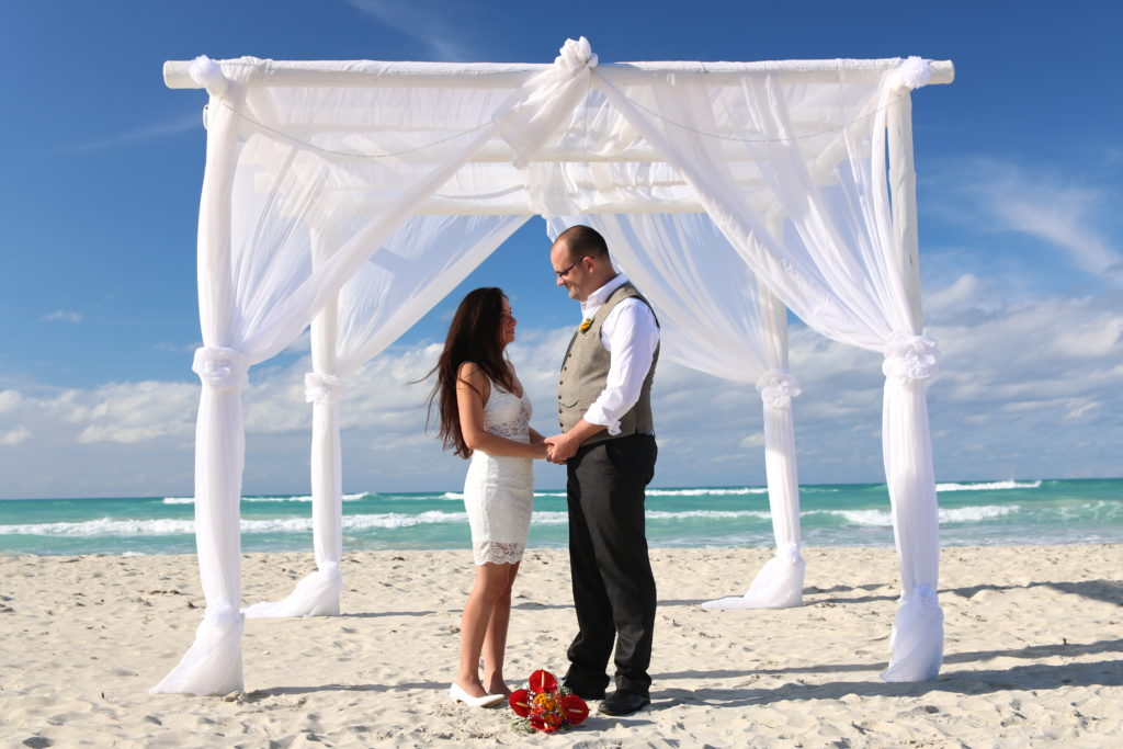 Getting married at the Royalton Hicacos Resort & Spa